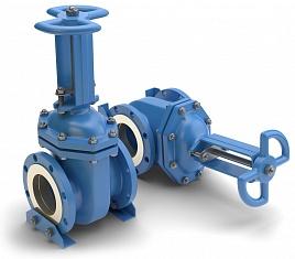 Задвижки тип змс используются в качестве запорного механизма на трубопроводах, осуществляющих транспортировку воды